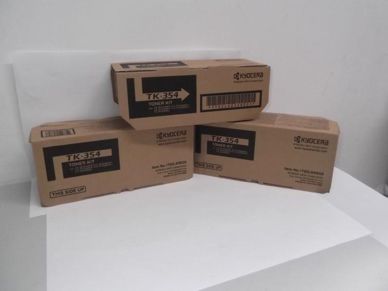 Mực  Kyocera TK-354 - 3920/3040/3140/3540/3640 (1T02LX0SG0)