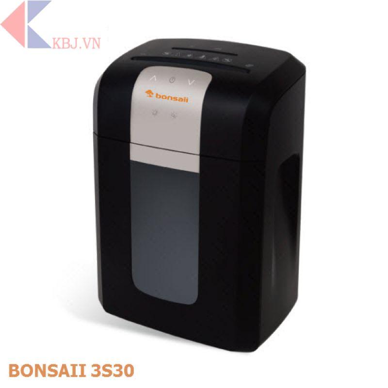 Máy hủy tài liệu Bonsaii 3S30