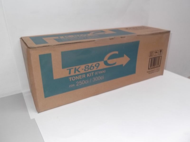 Mực Kyocera  TK-869C - 250ci/300ci ( 1T02JZCCS0)