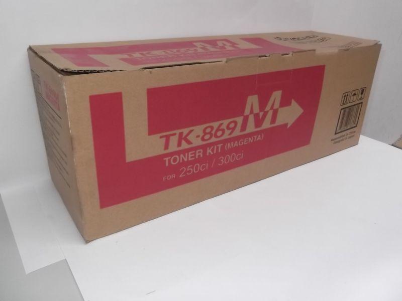 Mực Kyocera TK-869M - 250ci/300ci (1T02JZBCS0)