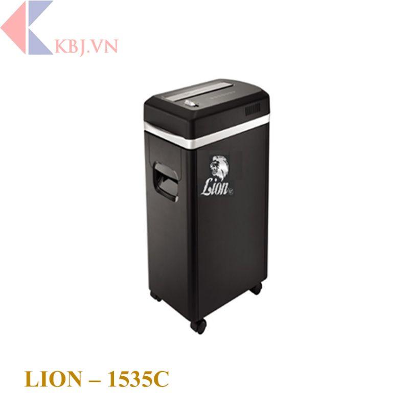 Máy hủy tài liệu  LION M -LM 1535C