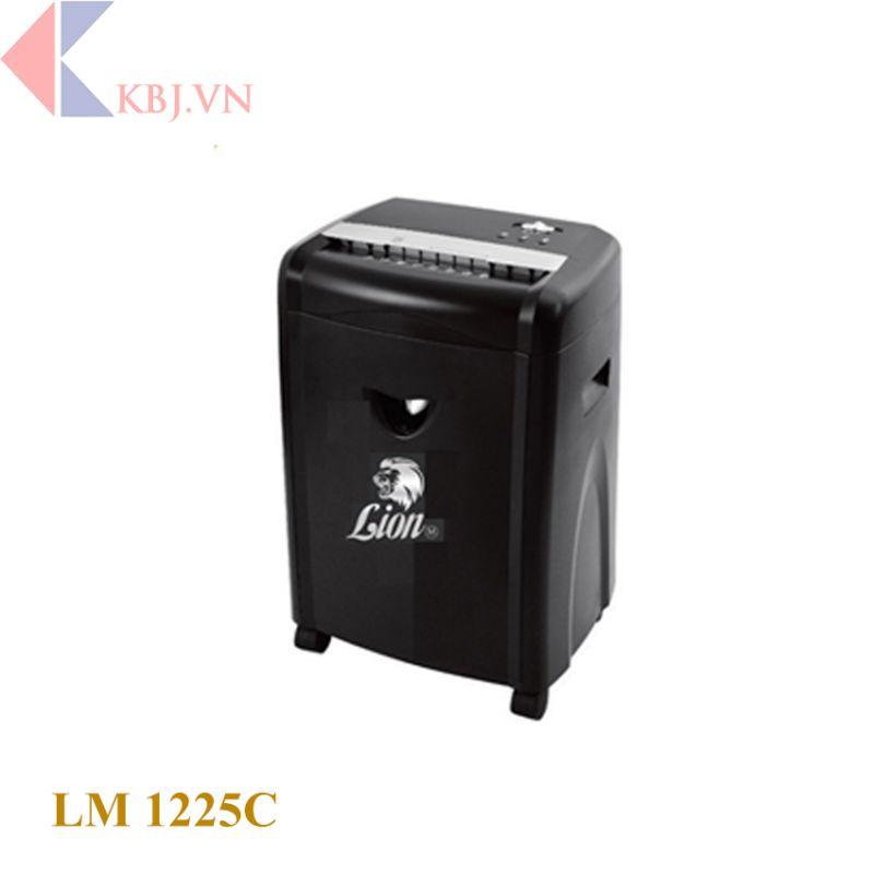 Máy hủy tài liệu Lion M: LM 1225C