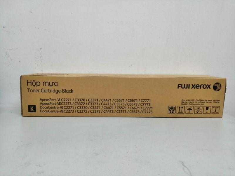 Mực màu đen máy photo màu Fuji Xerox DC VI - VII C2270/ 3370/ 4470/ 4475/ 3375/ 3373 - CT202638