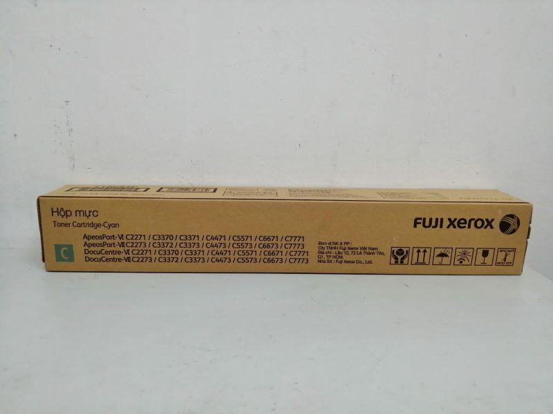 Mực màu xanh máy photo màu Fuji Xerox DC VI - VII C2270/ 3370/ 4470/ 4475/ 3375/ 3373 - CT202639