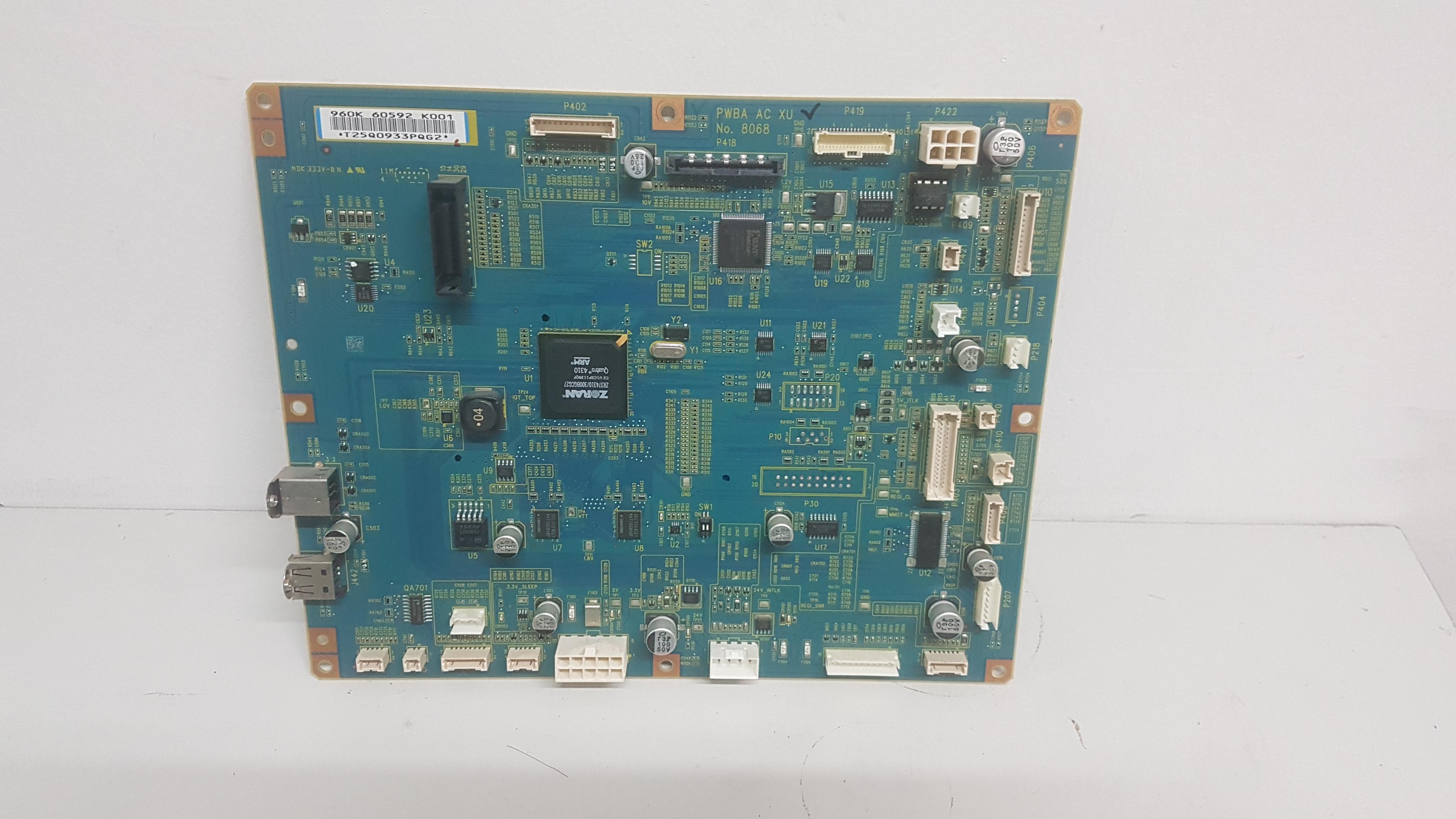 Board ESS-MCU DC IV 2056/2058