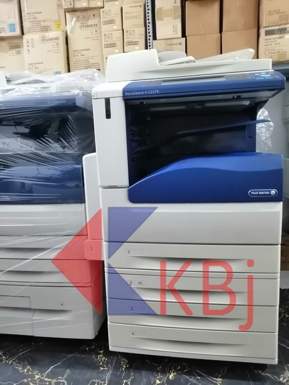 Fuji Xerox DocuCentre-V C2275/C3373/C3375