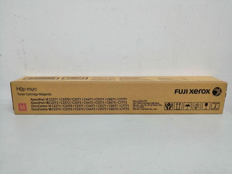 Mực màu đỏ máy photo màu Fuji Xerox DC VI - VII C2270/ 3370/ 4470/ 4475/ 3375/ 3373 - CT202640
