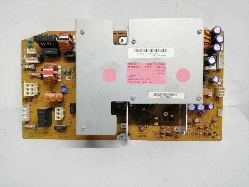 Board nguồn máy Fuji Xerox 156 - 186 - 1055 - 1085