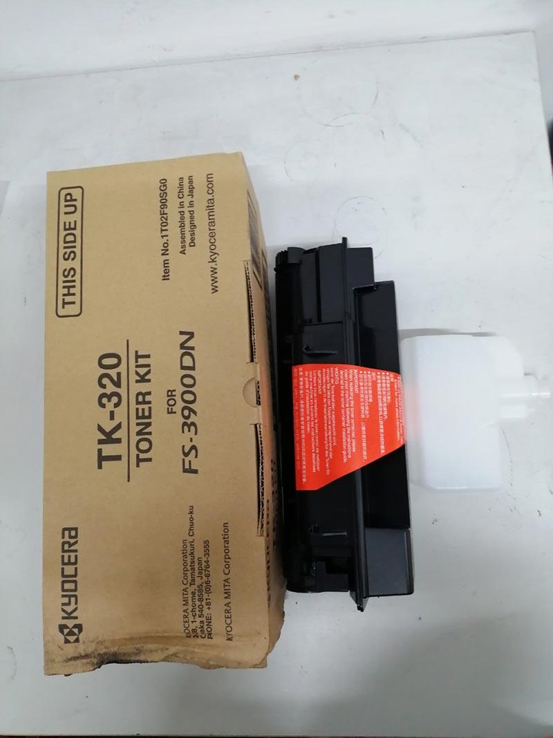 Mực Kyocera TK-320 - FS-3900DN/4000DN (1T02F90SG0)