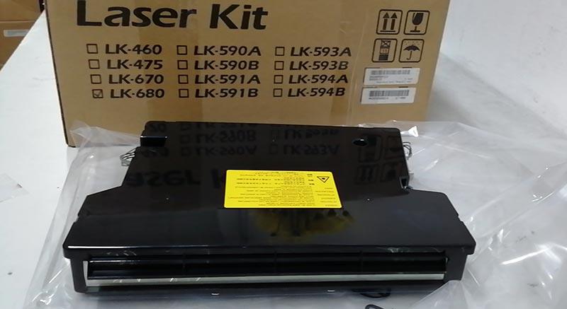Laser taskalfa 300i